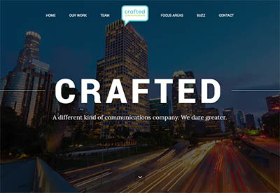 Crafted Communications - Crafted PR