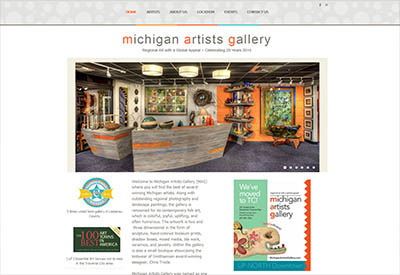 Michigan Artists Gallery