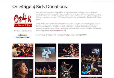 On Stage 4 Kids