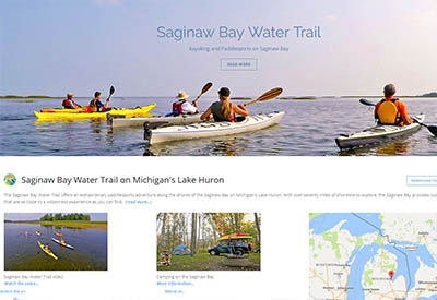 Saginaw Bay Water Trail