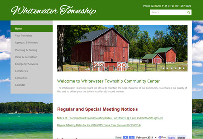 Whitewater Township